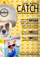 Tournoi Catch-Impro – 1/4 de finale