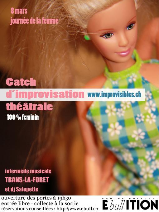 Catch féminin 2013