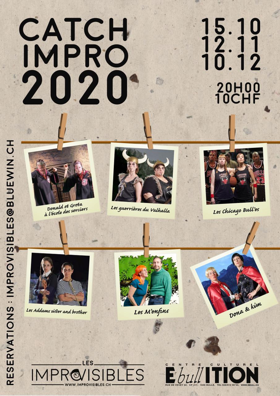 Catch Impro – 10.12.2020
